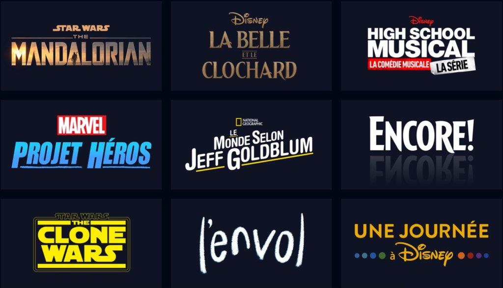 Disney Plus Programmes Originaux 1024x587
