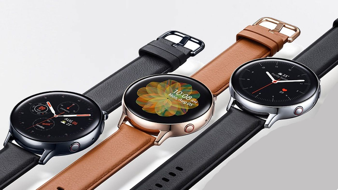 Galaxy Watch Active 2 Image 6