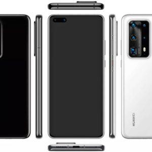 Huawei P40 Pro : un nouveau leak confirme (encore) le bloc photo à 5 capteurs