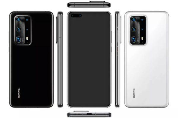 Huawei P40 Pro Leak 600x399