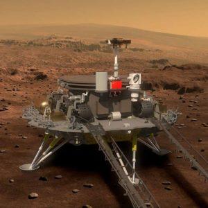 Image article Huoxing-1 : la Chine serait déjà presque prête pour sa mission martienne