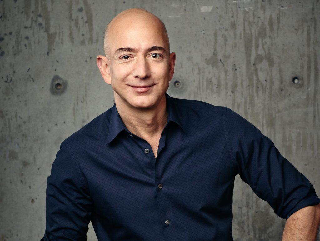 Jeff Bezos, le patron d'Amazon, va quitter ses fonctions