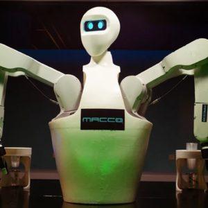 Image article Kime : le robot qui sert des bières pression comme un vrai barman (ou presque)