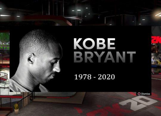 Kobe Bryant 2020