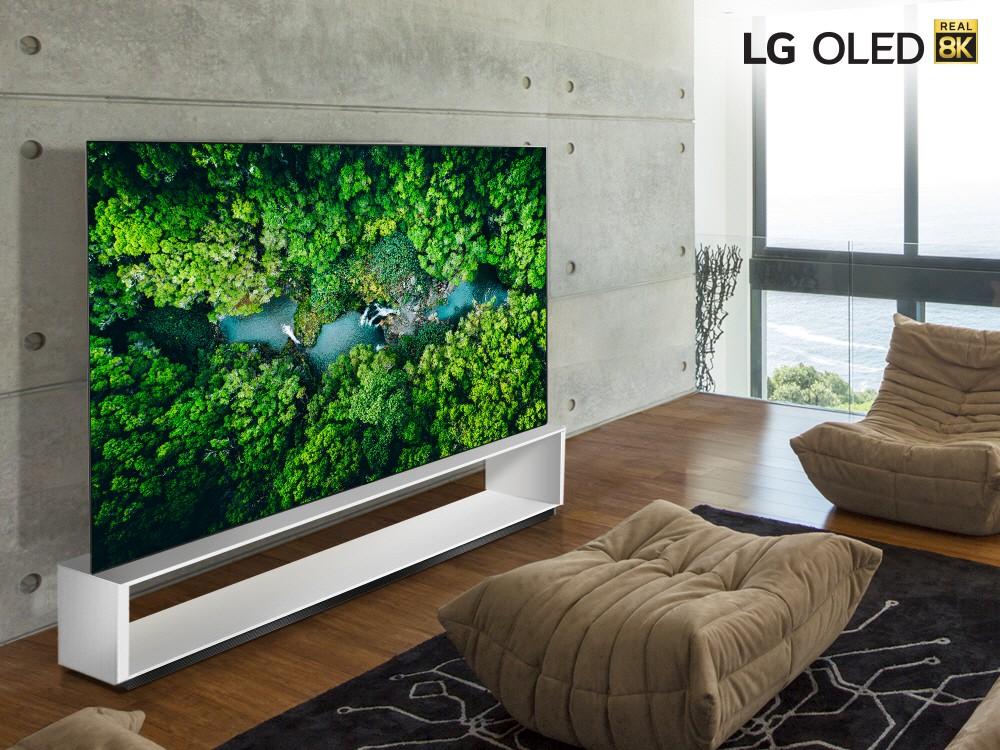 LG TV 8K 2020