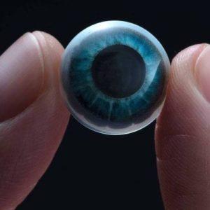 Image article Mojo Vision dévoile des lentilles AR à écran Micro-LED