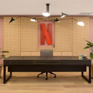 Image article Netflix inaugure son siège parisien et prévoit de nouvelles productions françaises