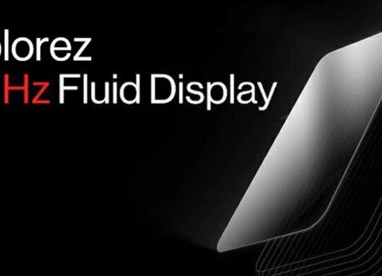 OnePlus Fluid Display