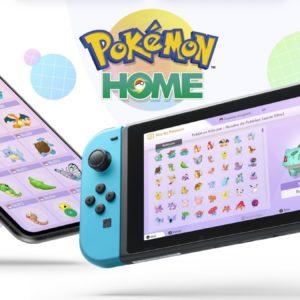 Image article L'application Pokémon Home disponible en février, les prix dévoilés