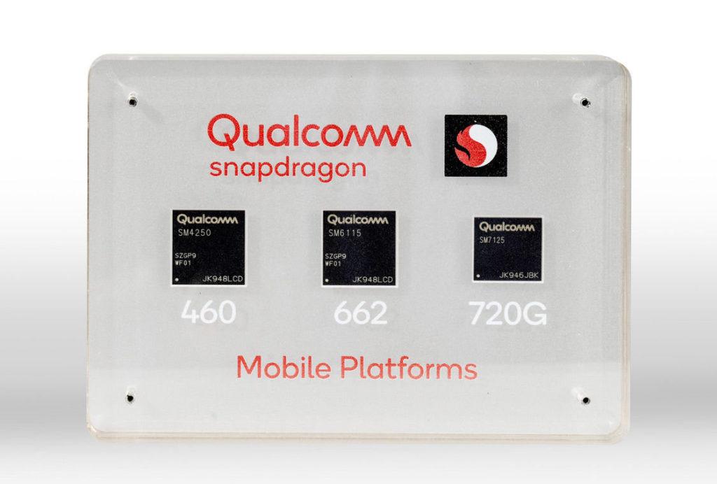 Qualcomm Snapdragon 460 662 720G 1024x692