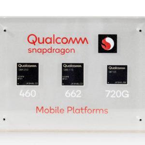 Image article Qualcomm n'oublie pas la 4G et lance les Snapdragon 460, 662 et 720G