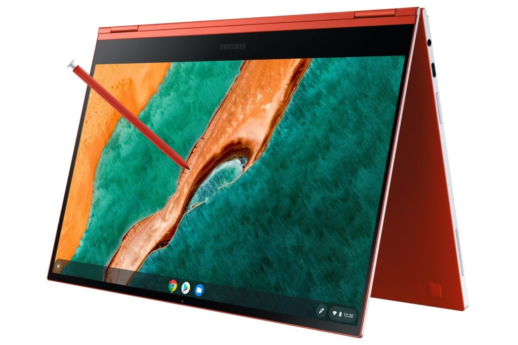 Samsung Galaxy Chromebook Pliable 1024x682