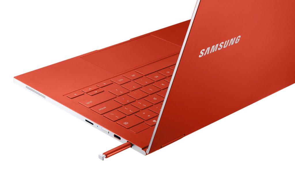 Samsung Galaxy Chromebook S Pen 1024x682