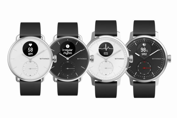 ScanWatch Withings 600x400
