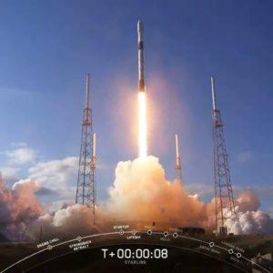 Un troisième lancement réussi en deux semaines pour SpaceX