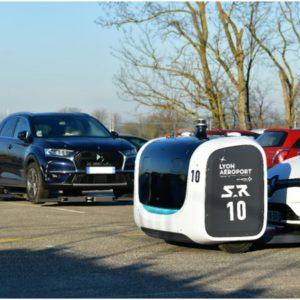 Image article Le parking robotisé de l'aéroport de Lyon va être étendu à 2000 places