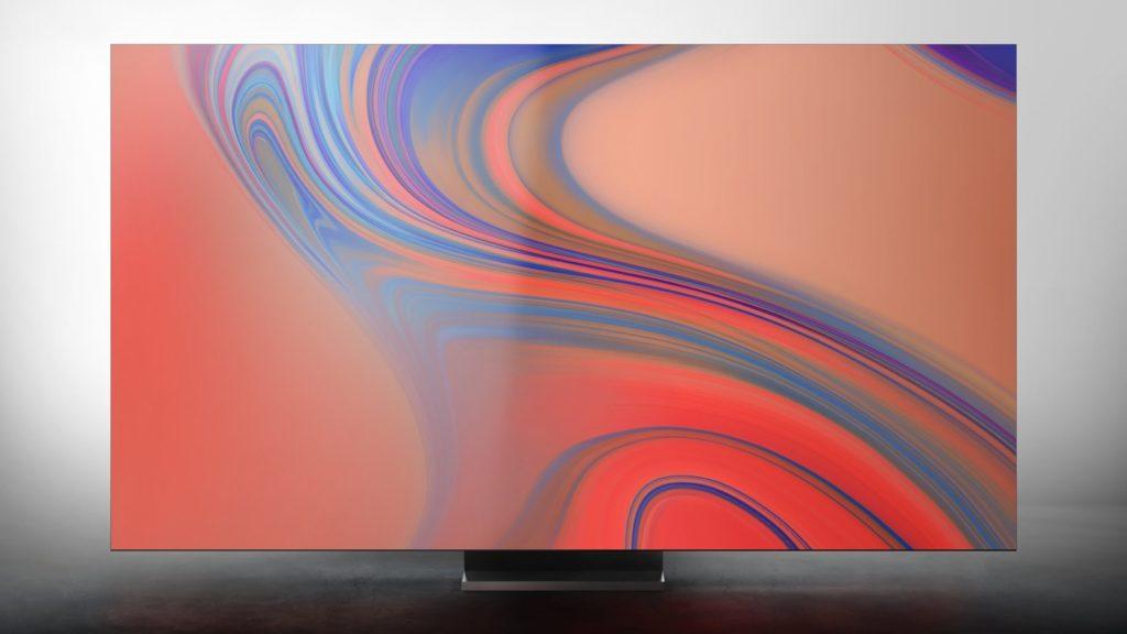 TV 8K Samsung Q950TS Sans Bords 1024x576