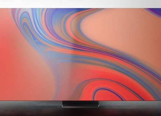 TV 8K Samsung Q950TS Sans Bords