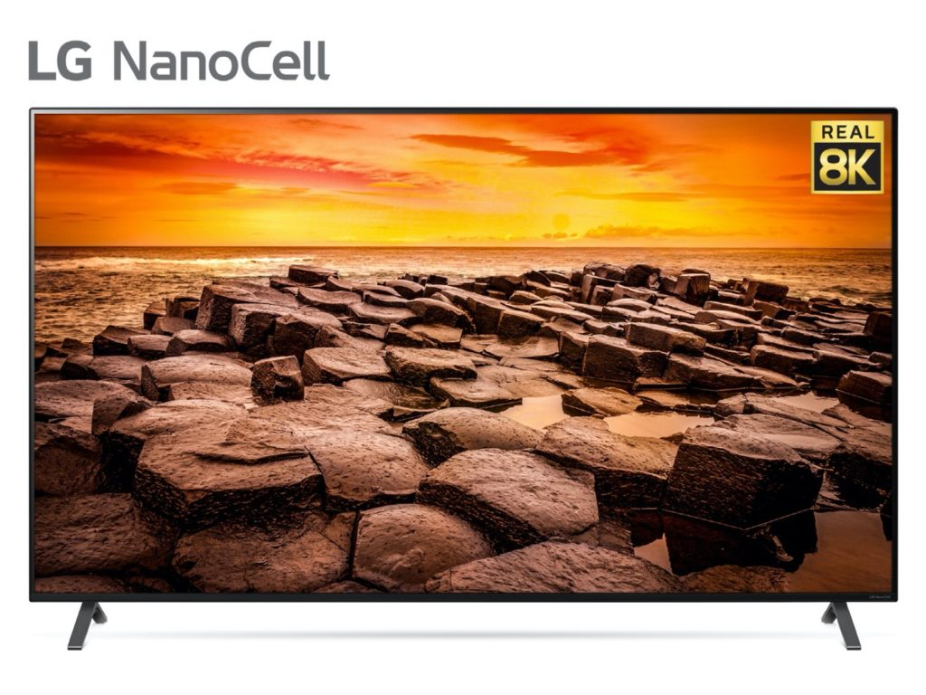 TV LG NanoCell 8K 2020 1024x768