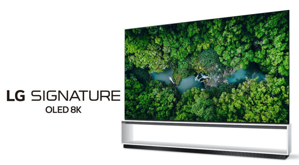 TV LG Signature OLED 8K 2020 1024x568