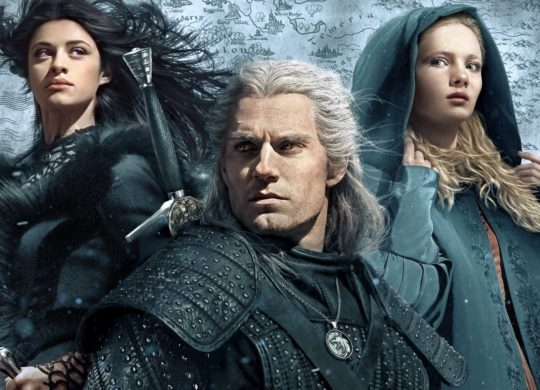 The Witcher Geralt Yennefer Ciri