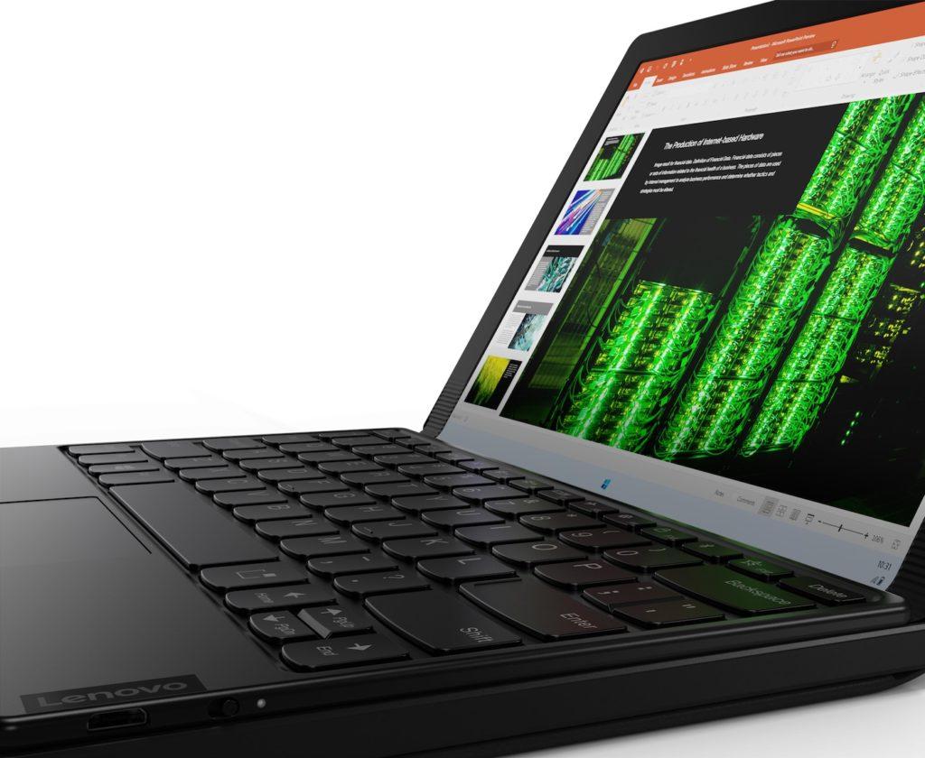 ThinkPad X1 Fold Clavier 1024x840