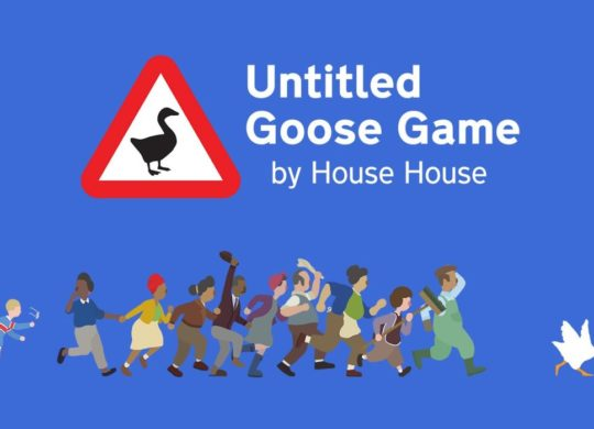Untitled Goose Game 1