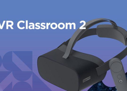 VR Classroom 2