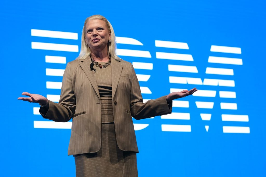 Virginia Rometty IBM 1024x683