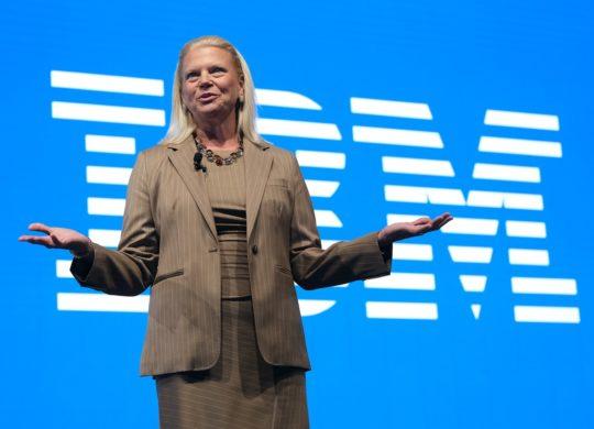 Virginia Rometty IBM