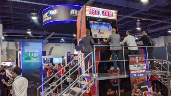Arcade1up Nba Jam Giant 600x338