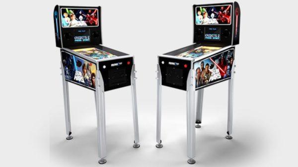Arcade1up Virtual Pinball 600x337
