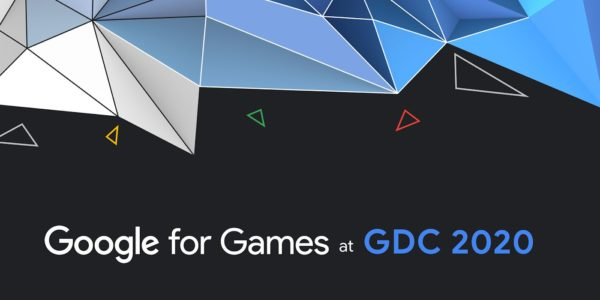 Google Games Gdc 2020 600x300