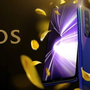 Aquos R5G : Sharp lance son premier smartphone 5G, avec écran HDR+, Snapdragon 865, et bloc photo à 4 capteurs