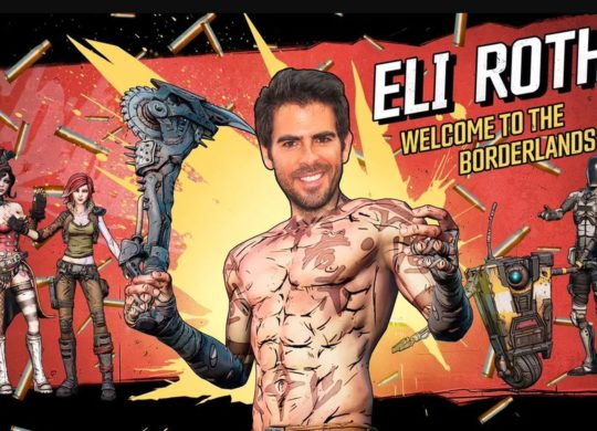 Borderlands film Eli Roth