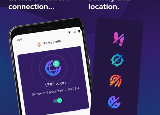 Firefox Private Network VPN Application Android