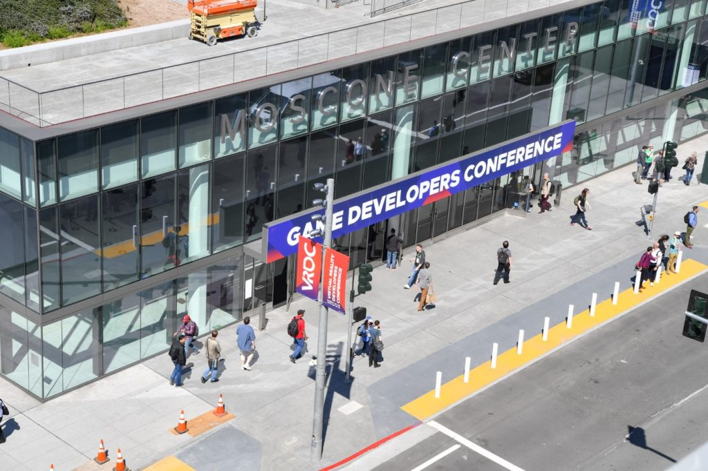 Game Developers Conference 1024x682