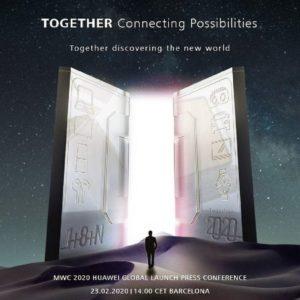 Image article Malgré l'annnulation du MWC, Huawei et Honor tiendront une keynote à Barcelone