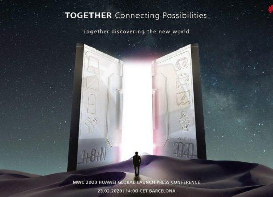 Huawei MWC 2020
