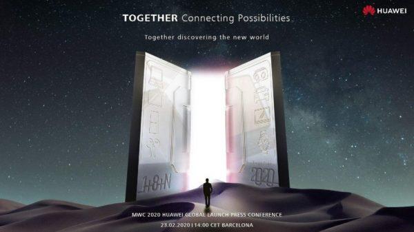 Huawei MWC 2020 600x337
