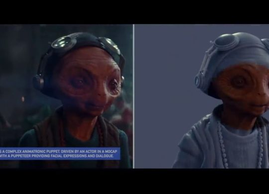ILM behind the magic Star Wars