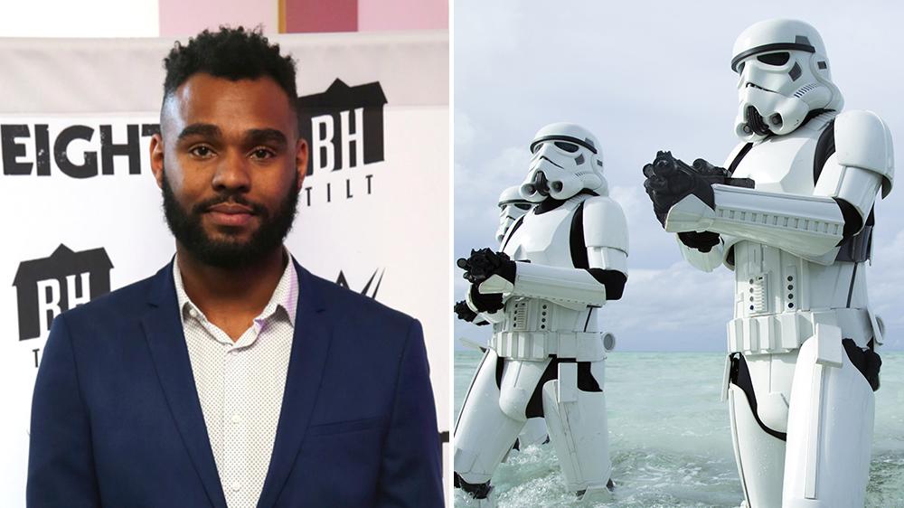JD Dillard Star Wars Stormtrooper