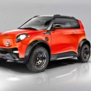 Image article e.GO dévoile le Life Concept Cross, un SUV électrique ultra compact et au design «kawai»