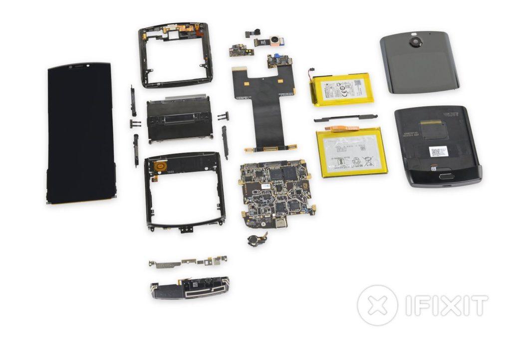 Motorola Razr Demontage 1024x689