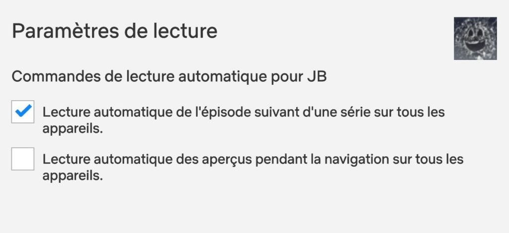 Netflix Option Desactiver Lecture Apercu 1024x470