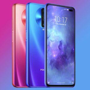 Poco X2 : un smartphone avec écran 120 Hz et bloc photo 4 capteurs pour près de 200 euros !