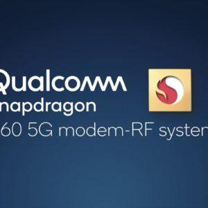 Image article Snapdragon X60 : Qualcomm lève le voile sur sa troisième génération de modem 5G