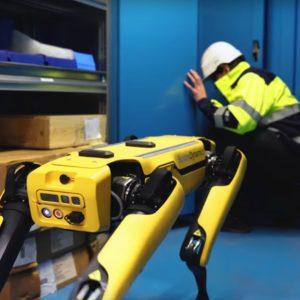 Image article Le robot Spot deviendra un maillon de la chaîne logistique dès 2022