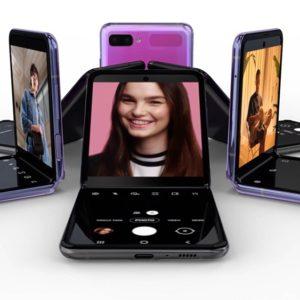Image article Galaxy Z Flip : la variante 5G du smartphone pliable de Samsung se dévoile