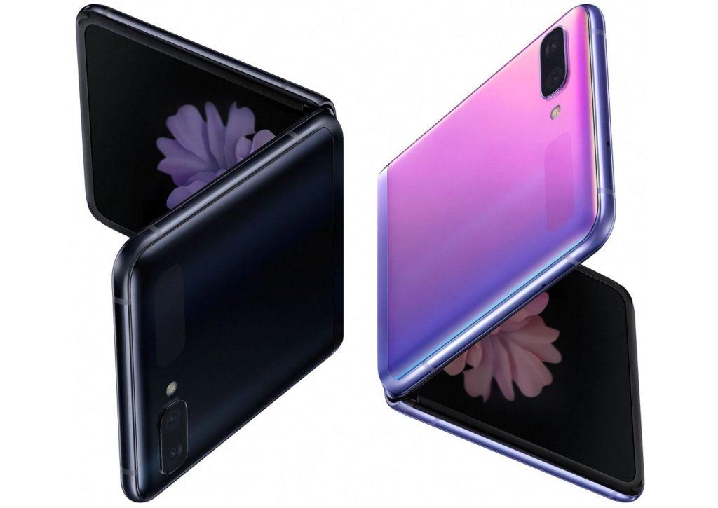 Samsung Galaxy Z Flip Semi Plie 1024x725